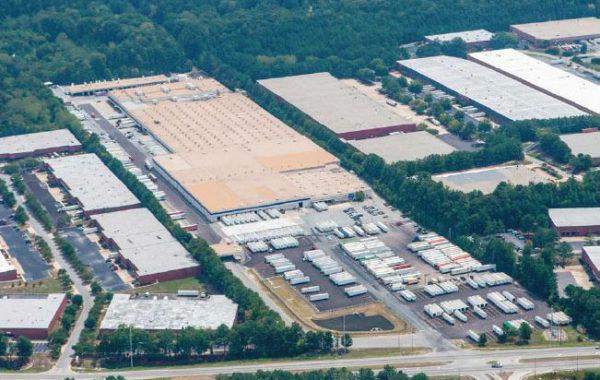 Fulton Logistics Building